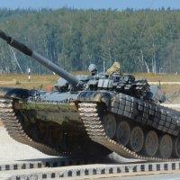 Танковый биатлон2 :: Василий Аникеев