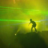 Выступление Mc Richy на фестивале электронной музыки «YOUR EXTREME SOUND» :: Татьяна Копосова