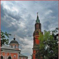 Храм Святителя Николая на Преображенском кладбище (Москва) :: Дмитрий Анцыферов