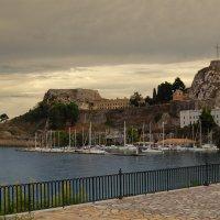 Старая крепость на острове Корфу :: Сергей Лошкарёв