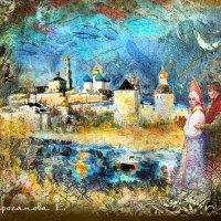 От 1340 г. до 2014 г. Сергиев Посад :: Елена Строганова