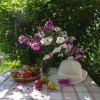 Август - финал благодатного лета, Солнечных дней золотое тепло... :: Надежда
