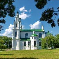 Софийский собор в Полоцке- Беларусь :: yuri Zaitsev