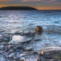 Вечерняя, озерная... :: Андрей Кротов