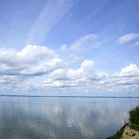 Морской пейзаж . :: Мила Бовкун
