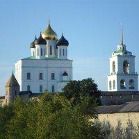 Троицкий собор и колокольня :: BoxerMak Mak