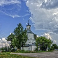 Церковь Троицы Живоначальной г. 1745 :: sorovey Sol