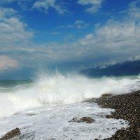 У Чёрного моря... :: Геннадий Ячменев