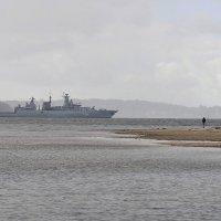 В нашу гавань заходили корабли... :: krealla 1