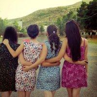Подруги :: Инна Аршакян