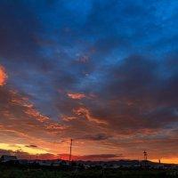 Рассвет нового дня :: Чингис Санжиев