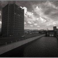 Моя Москва. Яуза. :: Михаил Розенберг