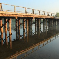 Мост :: Татьяна Баценкова