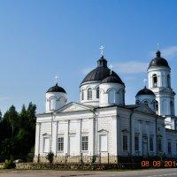 Сольцы( Новгородская обл), Собор Илии Пророка :: Владимир Демчишин