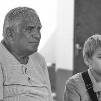 два поколения... :: Сергей Серый