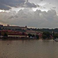 Evening Prague :: Roman Ilnytskyi
