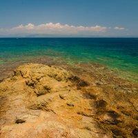 вода и камень :: Алексей Кошелев