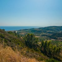 Греция вид сверху :: Алексей Кошелев