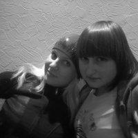 Анастасия и я:) :: Valeriya Voice