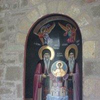 Монастырь Святого Варлаама. Метеора :: Vladimir 070549