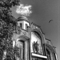 Храм-часовня :: Ирина Бирюкова