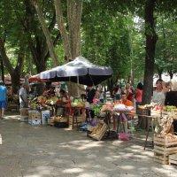на овощном рынке :: Ольга