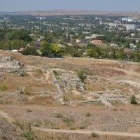 Керчь. раскопки старого города :: Ольга Рыбакова