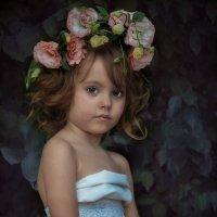 Любимая доченька... :: Kristi Foto