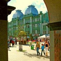 В центре Казани :: Григорий Кучушев