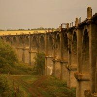 Мокринский мост :: Мария Заматорина