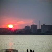 огненный закат :: Артур Гафуров
