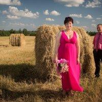 Свадьба в розовом (10 лет) 4 :: Михаил Тарасов