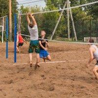 пляжный волейбол :: Сергей Старовойт