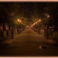 ночная прогулка... :: Роман Макаров