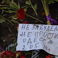 Одесса. Куликовое поле.З-е мая 2014 г. :: Raisa Ivanova