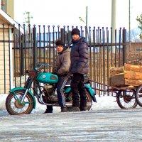 Ребята на Восходе :: Павел Крутенко