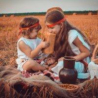 угощайся. сестренка! :: Наталья Макарова