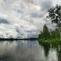 Просто озеро... :: Владимир Михайлович Дадочкин