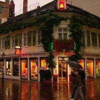 Дождь в Баден-Бадене :: Елена Даньшина