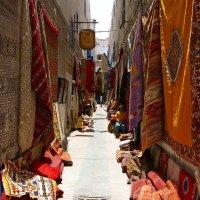 Марокканский базар ковров. Ессувейра. :: Светлана marokkanka