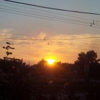 Закат над Макеевкой 13.о8.2о14 :: Valeriya Voice