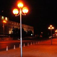 Ночная Прогулка :: Алексей Лукаев