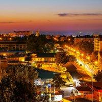 Вечерняя Анапа... :: Елена Васильева