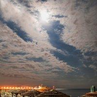 Ночь в морской пустыне :: Ivan Plahteev