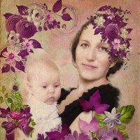 Мать и дитя :: Татьяна Губина