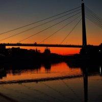 Мост влюбленных :: Denis Sychev