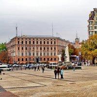 Киев- Михайловская площадь :: yuri Zaitsev