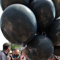 Чёрные шары :: Raisa Ivanova
