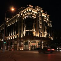 Novosibirsk Marriott Hotel :: Светлана Жуковская