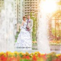 Евгений и Анастасия 08.08.2014 :: Юрий Лобачев